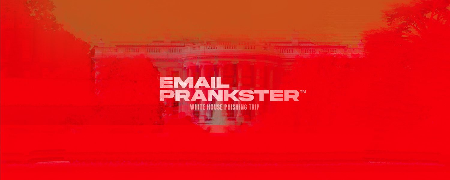 EMAIL PRANKSTER vs WHITE HOUSE